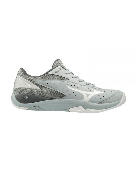 Mizuno Wave Flash Cc Gris 61gc1970 01