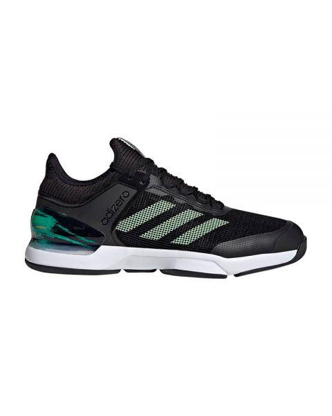 Adidas Adizero Ubersonic 2 Negro Verde Eg2596