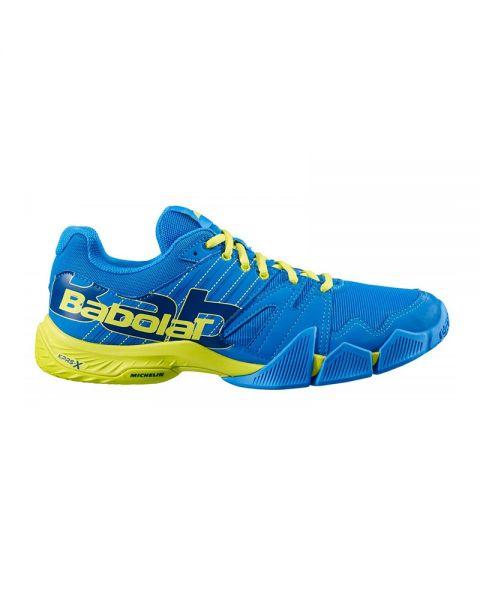 Babolat Pulsa Azul Amarillo 30s20689 4055
