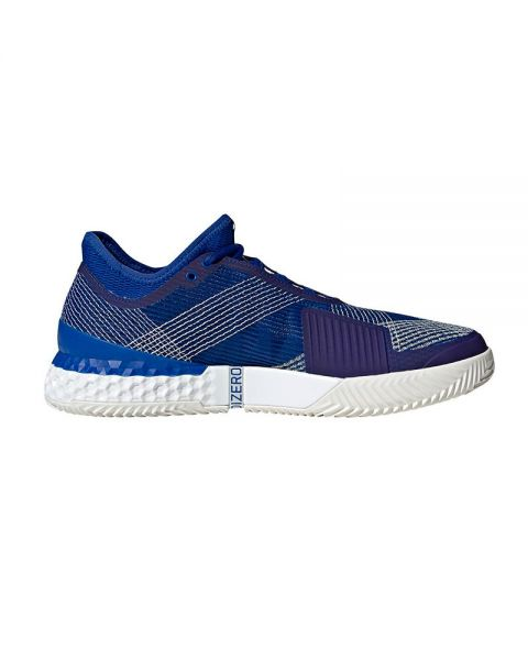 Adidas Adizero Ubersonic 3 Clay Azul Eh2872