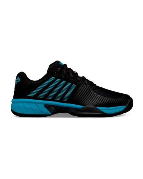 Kswiss Express Light 2 Hb Negro Azul 06611010