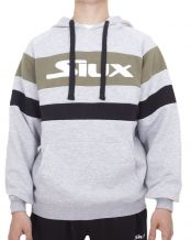 SWEAT-SHIRT SIUX MICRON GRIS
