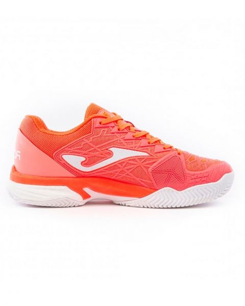 Joma Ace Pro 907 Clay Coral Mujer T.aceplw-907