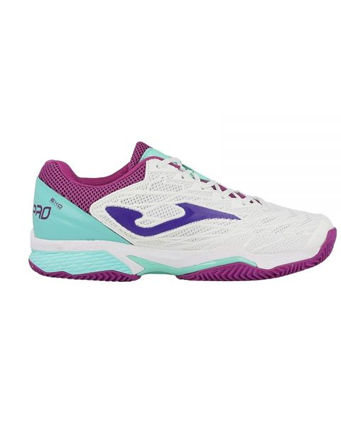 Joma Ace Pro 802 All Court Blanco Mujer T.acpls-802t