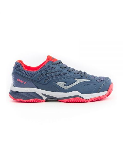 Joma Set 921 All Court Azul Mujer T.setlw-921t