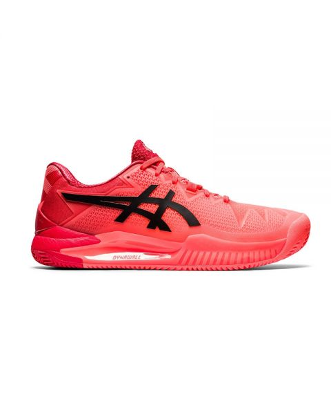 Asics Gel-resolution 8 Clay Tokyo Rojo Coral 1041a197.701