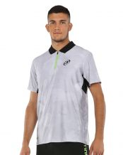 POLO BULLPADEL MUZO GRIS MEDIO