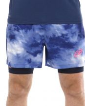 SHORT BULLPADEL MIRITI AZUL