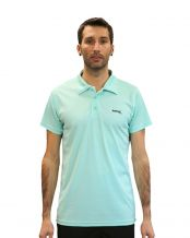 POLO SOFTEE TECHNICS DRY AZUL CIELO