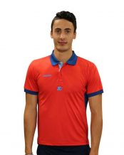 POLO SOFTEE FARGO ROJO