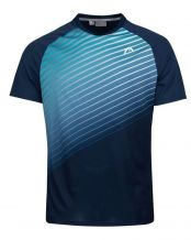 CAMISETA HEAD PERFORMANCE AZUL TURQUESA
