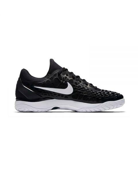 Nike Air Zoom Cage 3 Hc Negro Blanco N918193 010