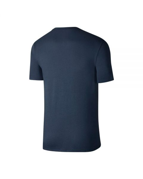 CAMISETA NIKE JUST DO IT 2 AZUL MARINO