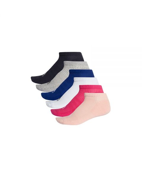 CALCETIN ADIDAS PERFORMANCE 6 PACK VARIOS COLORES
