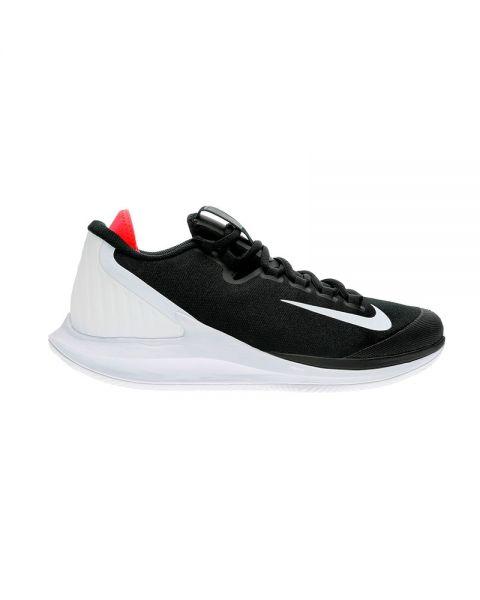 Nike Court Air Zoom Zero Clay Noir Blanc - Flexibles.