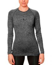 CAMISETA HG SPORT BOREAL GRIS CARBON MUJER