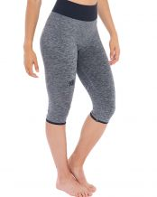 MALLA HG SPORT FLOW GRIS MUJER