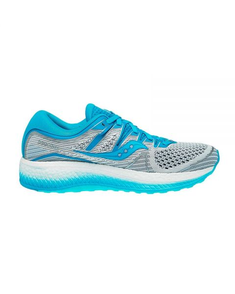 SAUCONY TRIUMPH ISO 5 BLANCO AZUL MUJER S10462-36