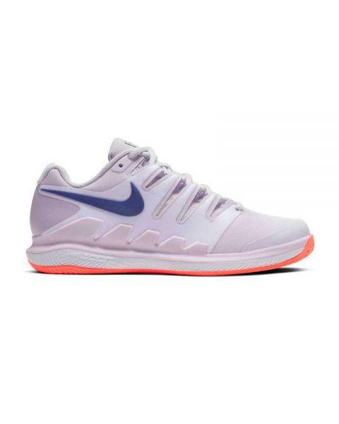 Nike Court Air Zoom Vapor X Lila Mujer Aa8025-501