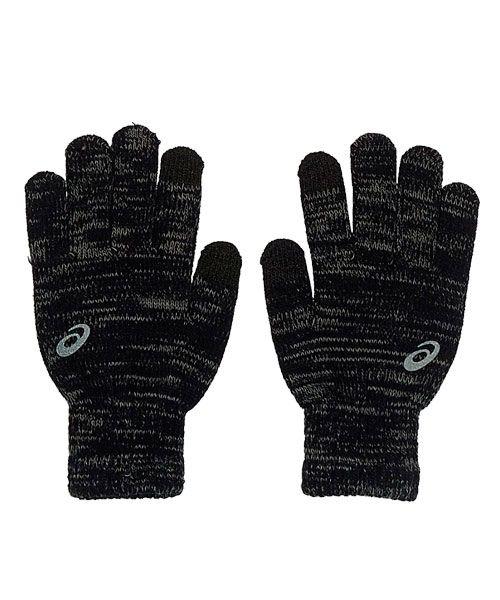 guantes mujer running asics