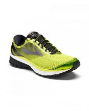 BROOKS GHOST 10 AMARILLO NEGRO 1102571D706