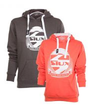 PACK SIUX 2 SUDADERAS BELICE MUJER CORAL GRIS