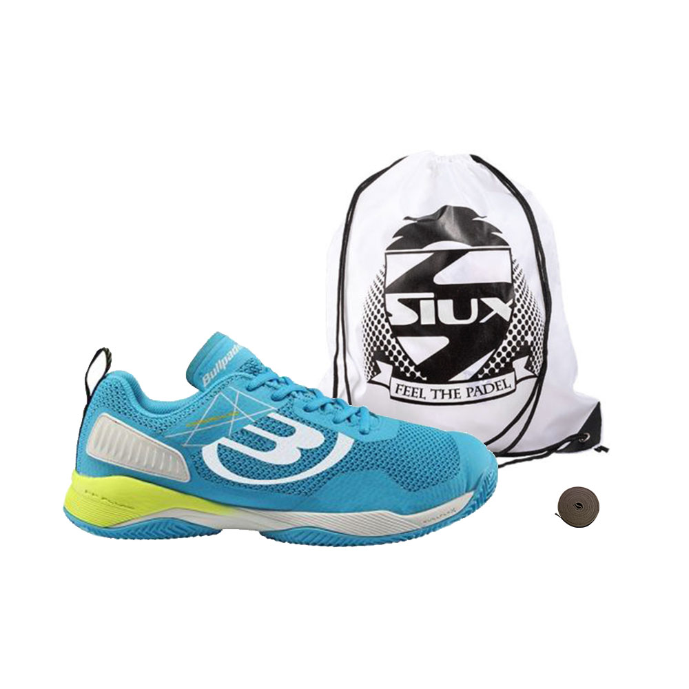 Bullpadel Vertex 19 Turquesa
