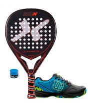 PACK NOX ULTIMATE Y ZAPATILLAS WILSON DEVO
