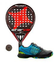 PACK STAR VIE METHEORA Y ZAPATILLAS WILSON DEVO