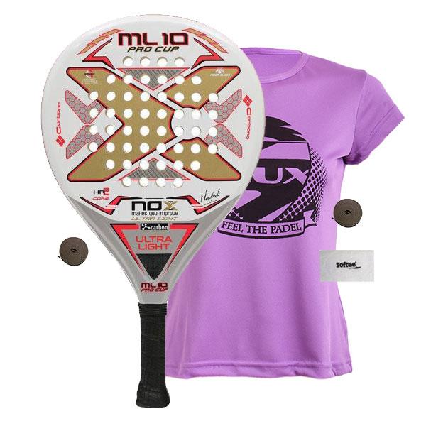 Nox Ml10 Pro Cup Ultra Light Junior