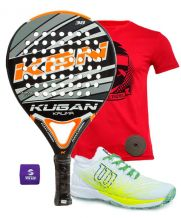PACK KUGAN KALIMA Y ZAPATILLAS WILSON