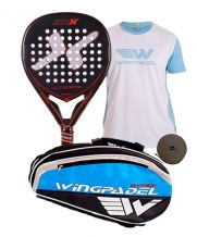PACK NOX ULTIMATE LEGEND Y PALETERO WINGPADEL ATTACK