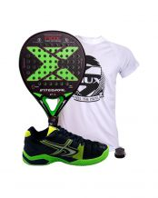 PACK NOX INTEGRAL P.1 PRO SERIES Y SOFTEE WINNER 1.0 VERDE