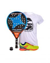 PACK STAR VIE POLARIS Y ZAPATILLAS BABOLAT PULSION