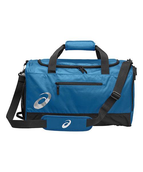 Bolsa deportiva Asics Tr Core Holdall azul - macuto deportivo 66bd13c422d71