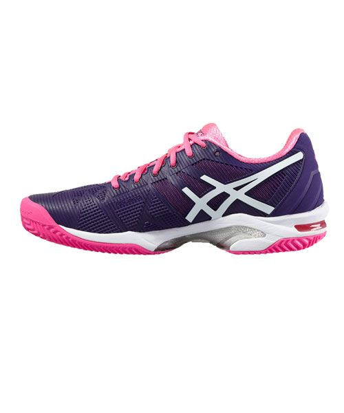 zapatilla asics gel solution speed 3 clay