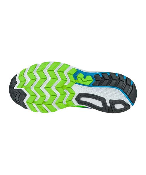 Saucony Ride 9 Azul Verde | ¿Las mejores zapatillas de running?