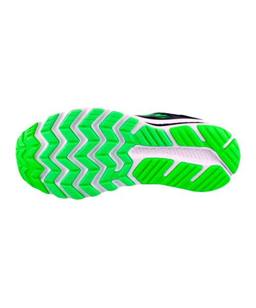 saucony triumph iso mujer verdes