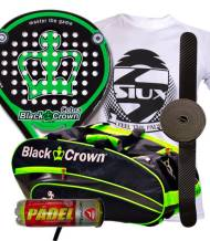 PACK BLACK CROWN COBRA