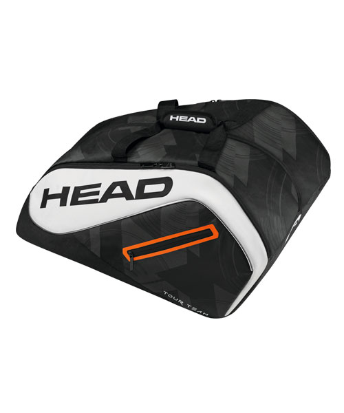 PALETERO HEAD TOUR TEAM PADEL MONSTERCOMBI NEGRO BLANCO