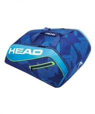 PALETERO HEAD TOUR TEAM PADEL MONSTERCOMBI AZUL