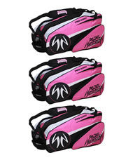 PACK 3 PALETEROS PADEL SESSION ROSA