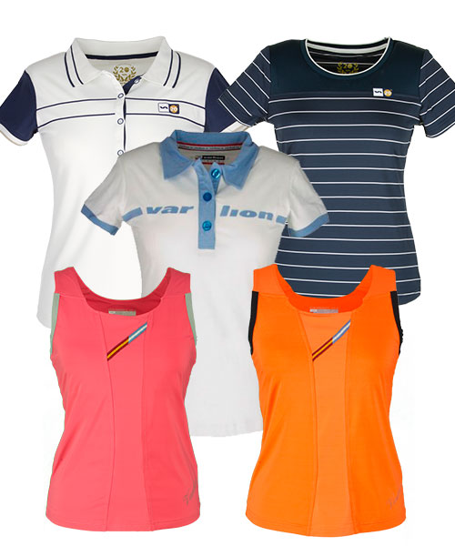 PACK VARLION CAMISETAS Y POLOS MD13 VARIOS COLORES