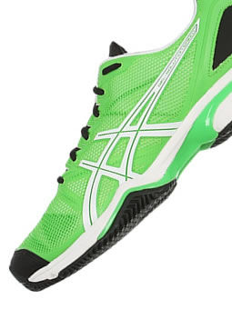 ASICS GEL SOLUTION SPEED CLAY 2012