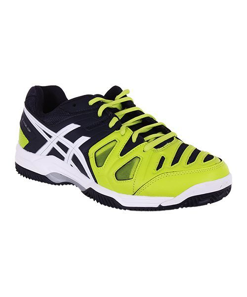 ASICS Gel Padel Top SG Men's Sports Shoes Orange E411Y 3090