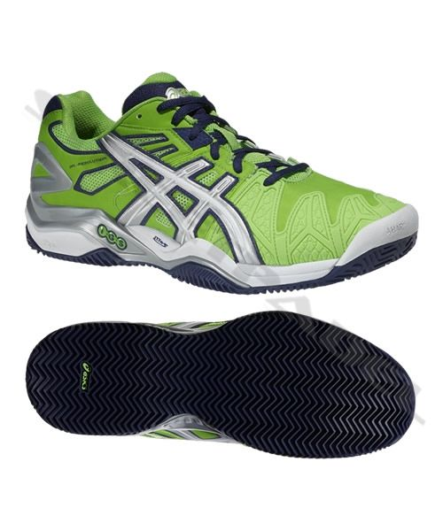 zapatillas hombre asics gel resolution 5