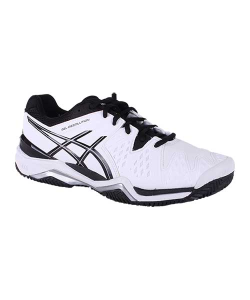 asics - zapatillas hombre gel resolution 5 clay