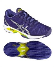ASICS GEL SOLUTION SPEED 2 CLAY MUJER E451Y 3393