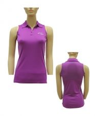 POLO ASICS PADEL SLEEVELESS PURPURA 113431 0272