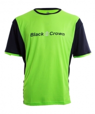 CAMISETA BLACK CROWN KEEP VERDE MARINO